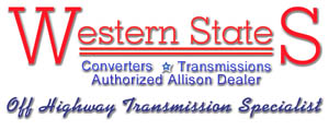 Western States Converters and Transmissions logo